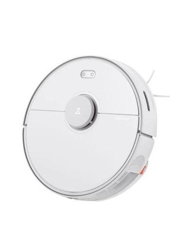 Xiaomi Roborock S5 Max Vacuum Cleaner Akıllı Robot Süpürge ve Paspas Beyaz
